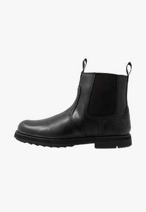 SQUALL CANYON BROG WP - Classic ankle boots - black