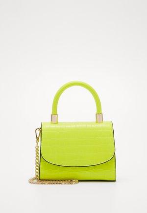 AMZA - Handbag - bright green