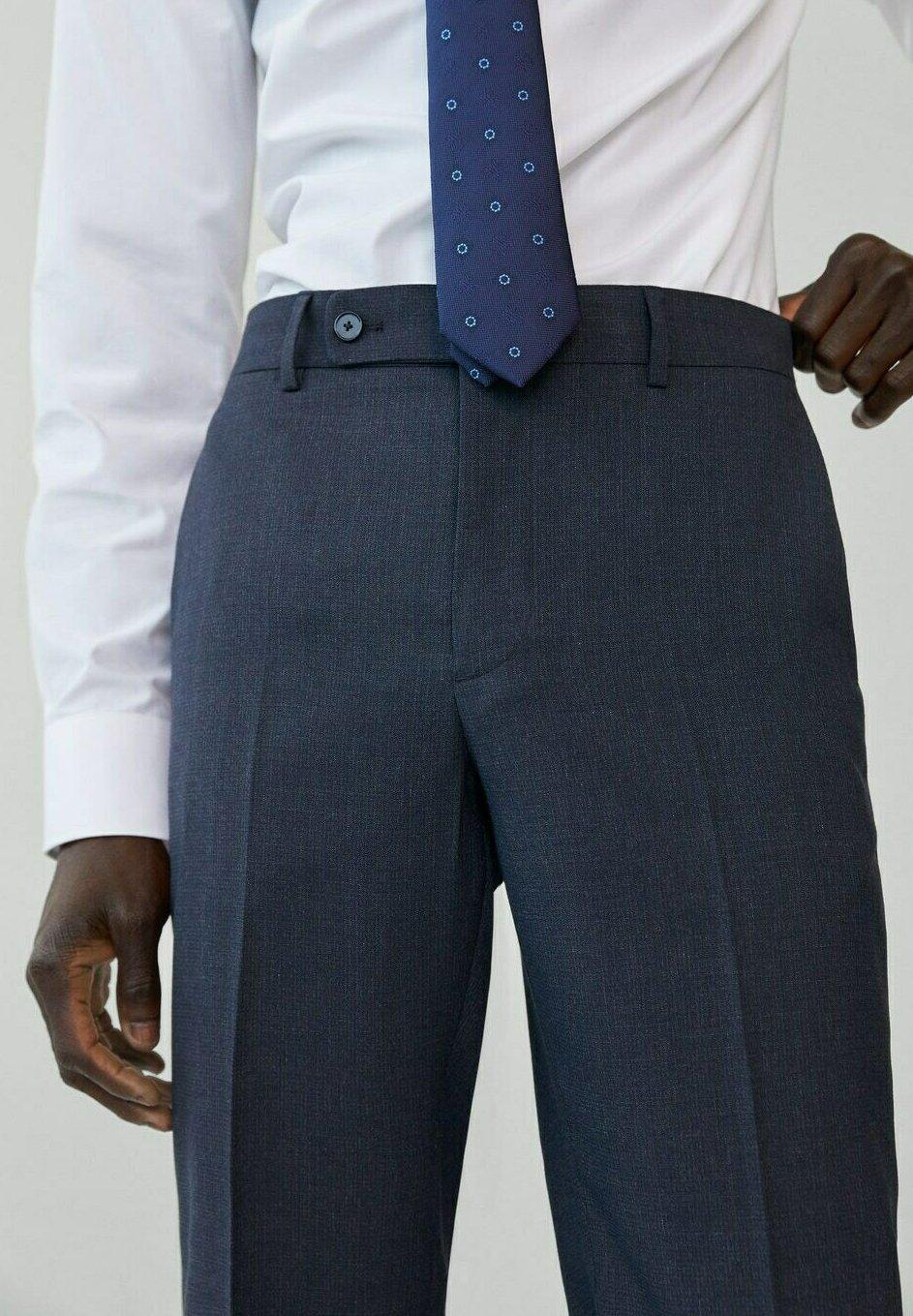 Men BRASILIA - Suit trousers