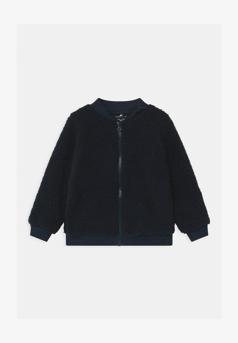 Name it - NMMOTEDDY  - Fleece jacket - dark sapphire