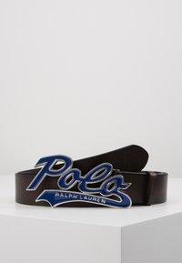 Polo Ralph Lauren - CASUAL - Pasek - brown - 0
