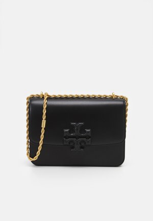 ELEANOR CONVERTIBLE SHOULDER BAG - Taška s příčným popruhem - black