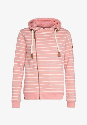 JIMBU - Sweater met rits - think pink