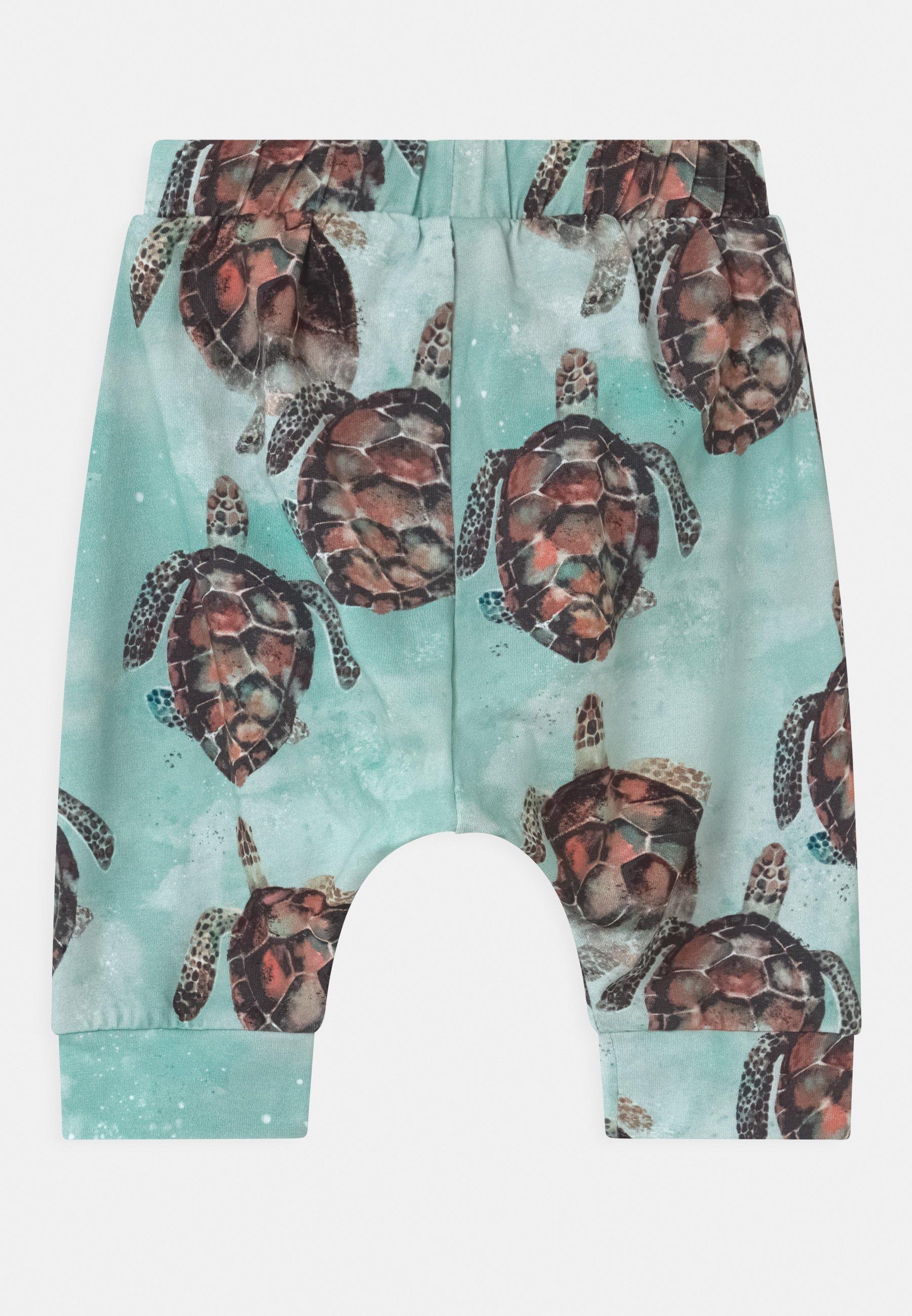 Kids BAGGY SEA TURTLES UNISEX - Trousers