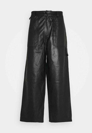TEFF TROUSER  - Trousers - black