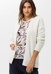 BRAX - STYLE ANIQUE - Cardigan - ivory - 0