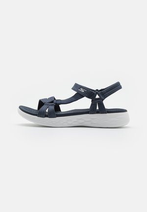 ON-THE-GO 600 - Chodecké sandály - navy