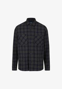 JOOP! Jeans - Shirt - navy/dunkelgrau kariert - 5