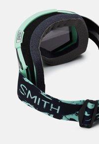Smith Optics - SQUAD UNISEX - Masque de ski - sun black/yellow - 3