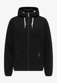 Schmuddelwedda - Waterproof jacket - schwarz - 4