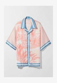 Bershka - Shirt - pink - 4