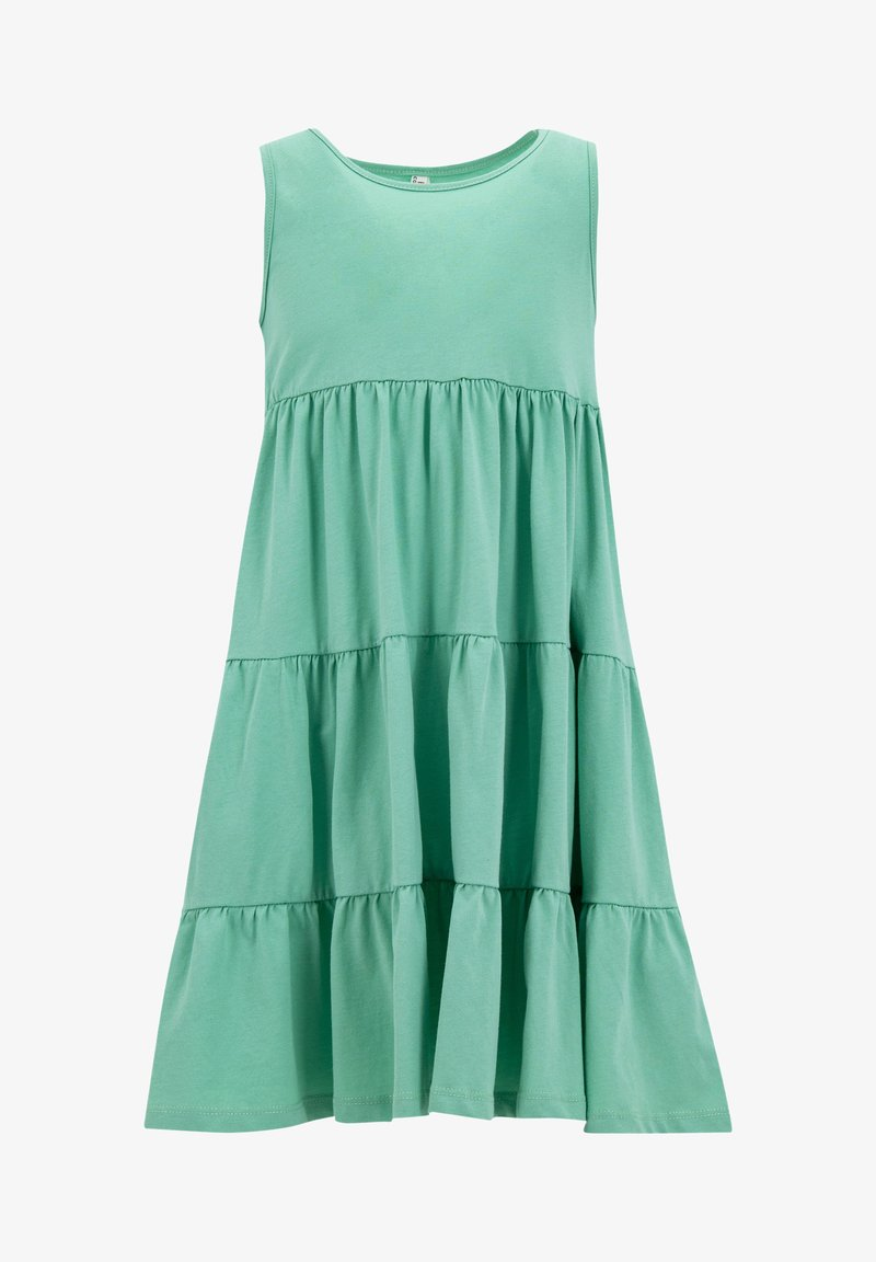 DeFacto - Jersey dress - turquoise