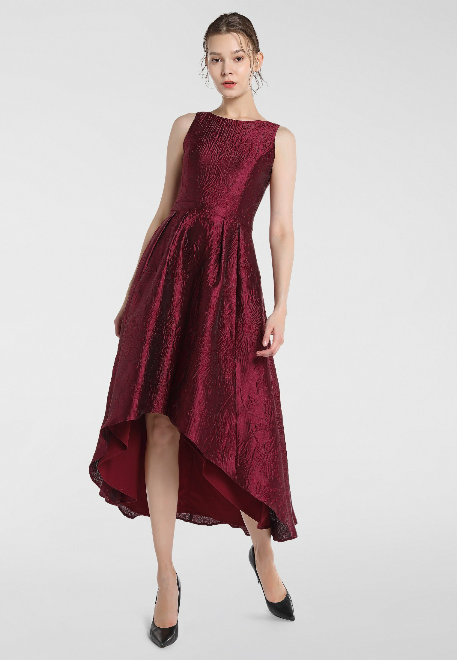 Cocktailkleid/festliches Kleid - bordeaux