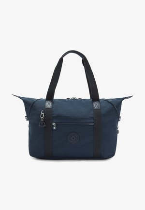 Bolso shopping - blue bleu 2