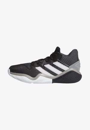 HARDEN STEPBACK SHOES - Basketball shoes - black