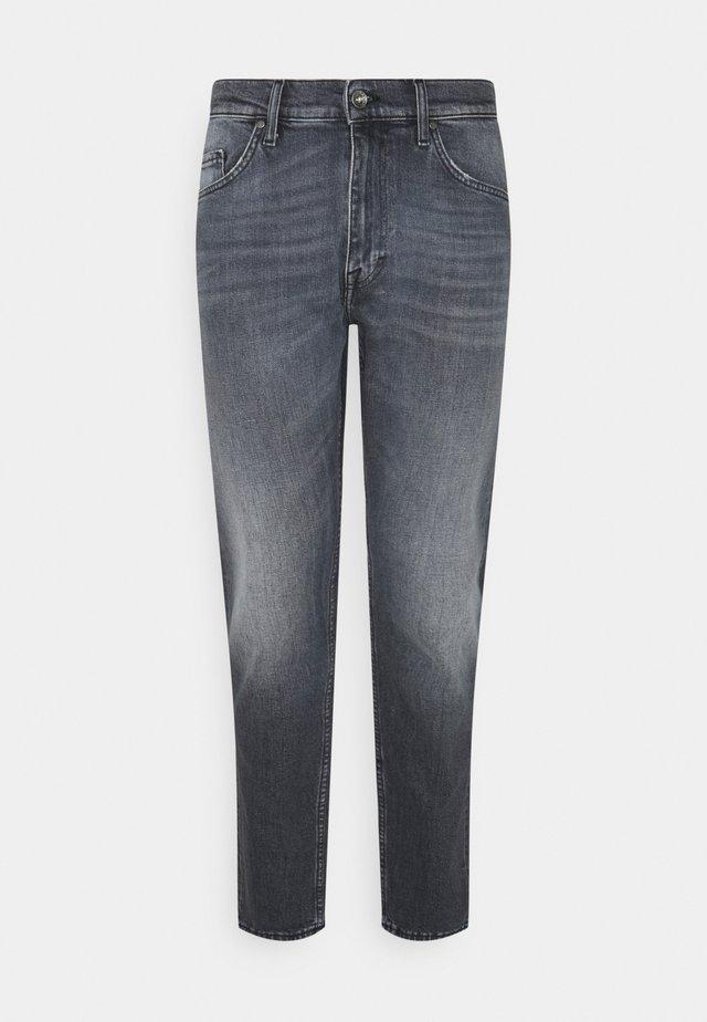 PISTOLERO - Jean slim - black