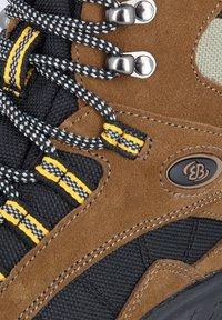 Brütting - CHIMNEY - Walking boots - brown - 5