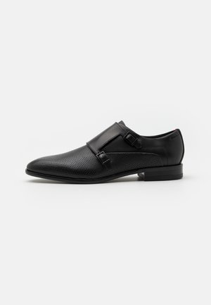 APPEAL MONK - Slip-ons - black