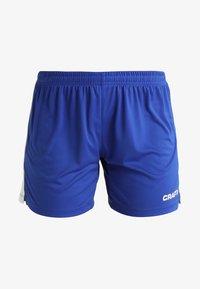 Craft - PROGRESS SHORT CONTRAST - Teamwear - cobalt/ white - 4