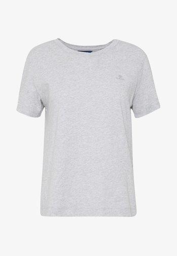 THE ORIGINAL  - Camiseta básica - light grey