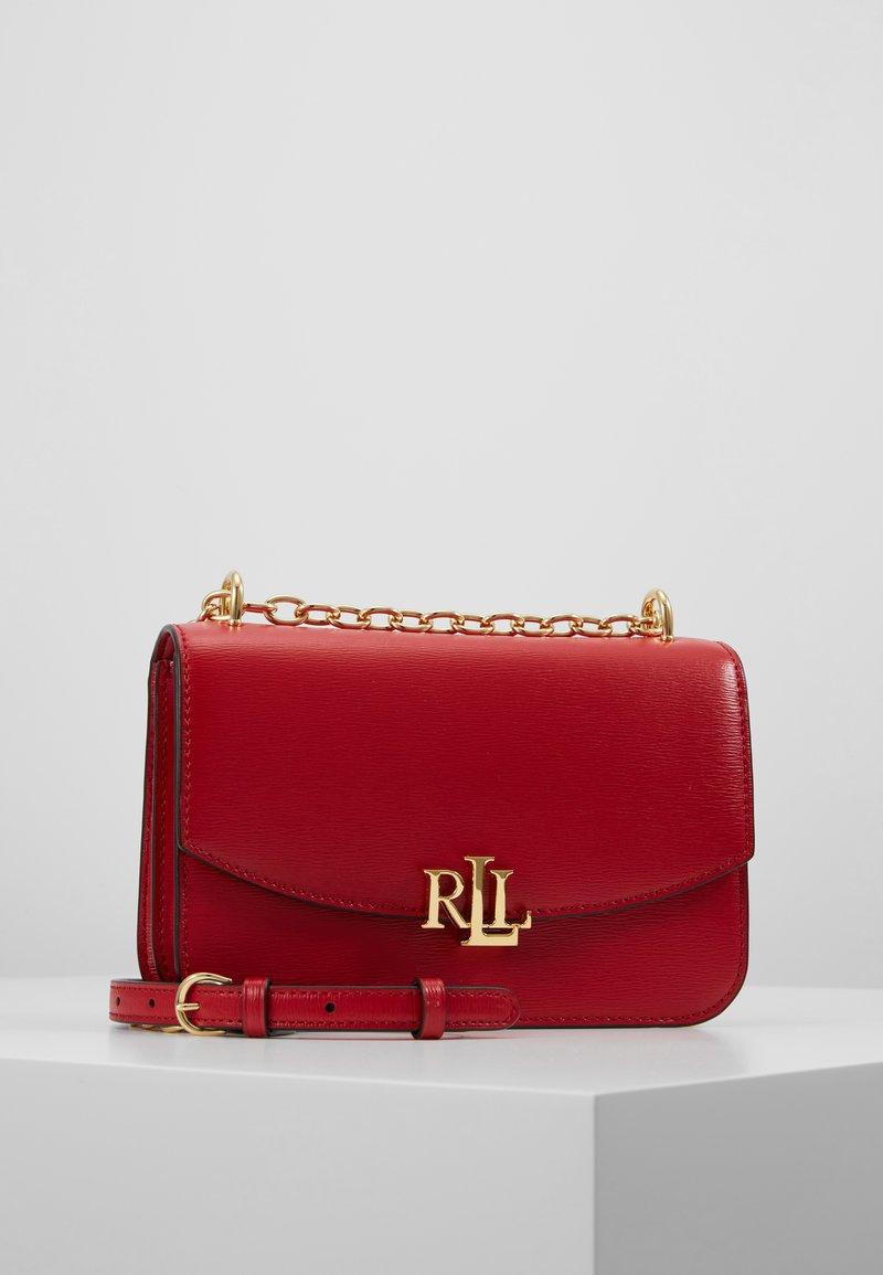 Lauren Ralph Lauren - MADISON - Across body bag - red