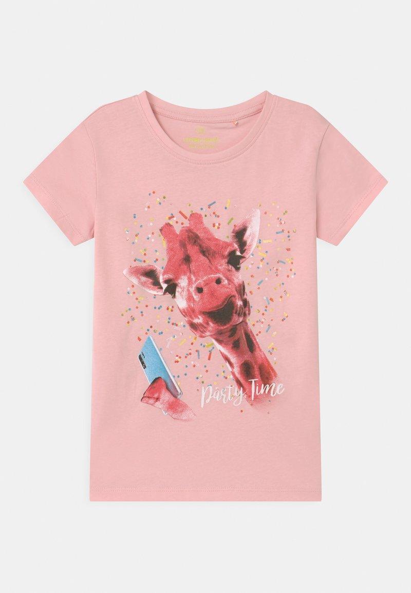 Lemon Beret - TEEN GIRLS  - Print T-shirt - almond blossom