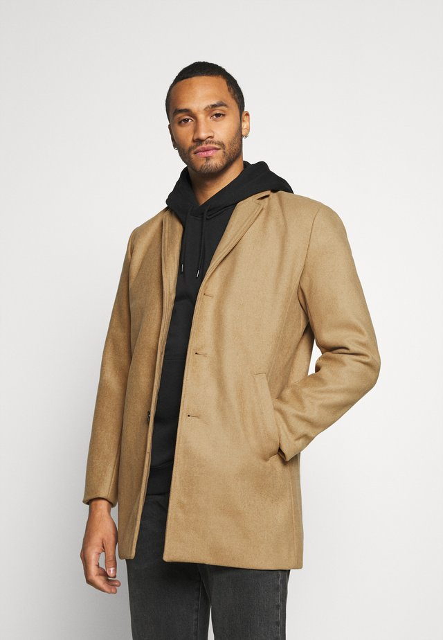 RRHERMAN JACKET - Classic coat - sand