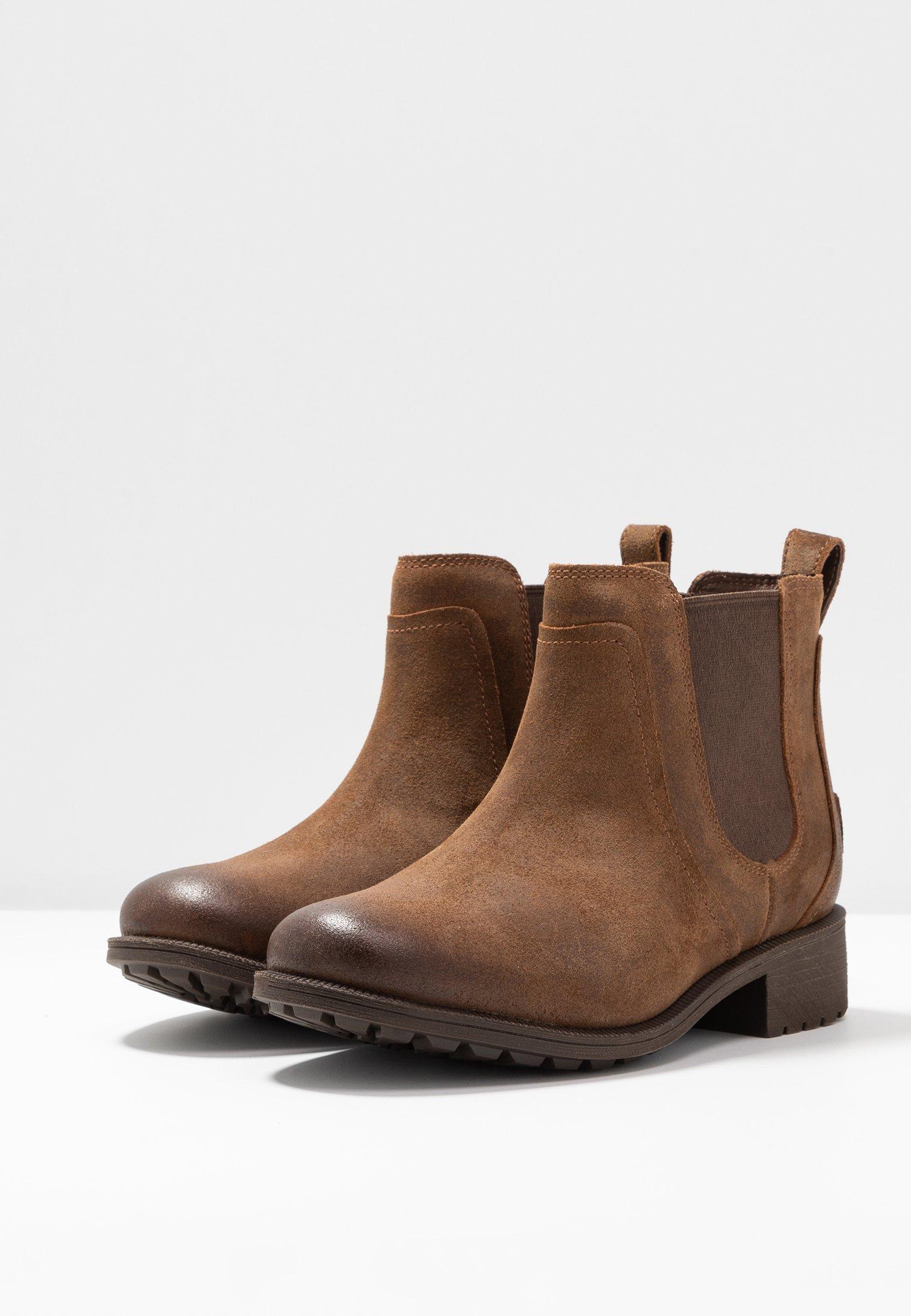 UGG BONHAM BOOT Korte laarzen chipmunk Zalando.nl