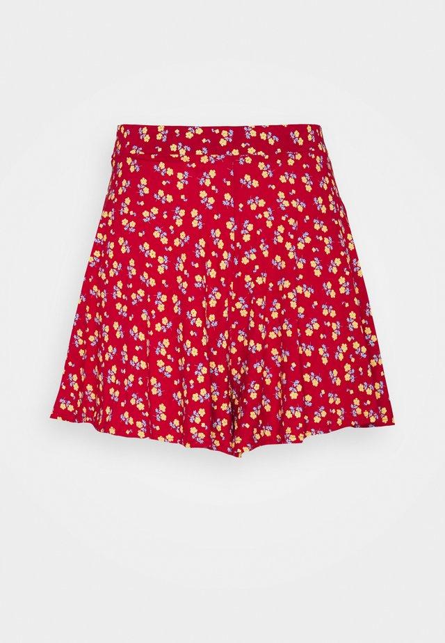 DITSY FLOATY  - Shorts - red