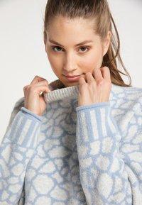 myMo - Sweatshirt - grau blau - 3