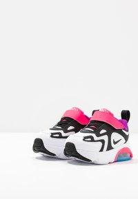 Nike Sportswear - AIR MAX 200 - Zapatillas - white/black/hyper pink/photo blue - 3