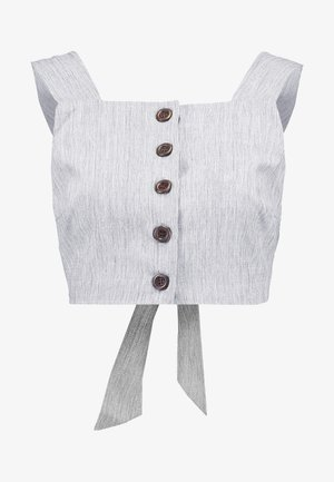 SMARTY - Blouse - grey