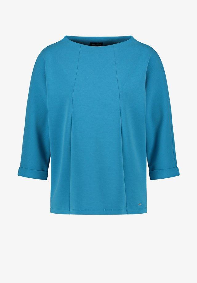 T-shirt à manches longues - glacier blue