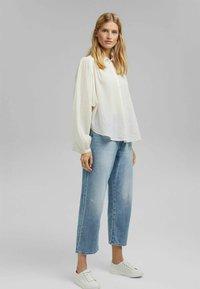Esprit - Button-down blouse - off white - 1