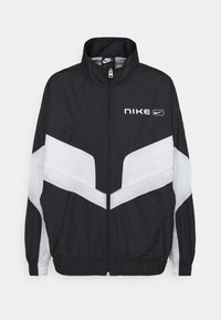 Nike Sportswear - STREET - Training jacket - black/pure platinum/white - 5