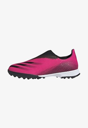 Astro turf trainers - pink