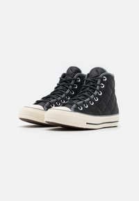 Converse - CHUCK TAYLOR ALL STAR 70 UNISEX - High-top trainers - black/limestone grey/egret - 1