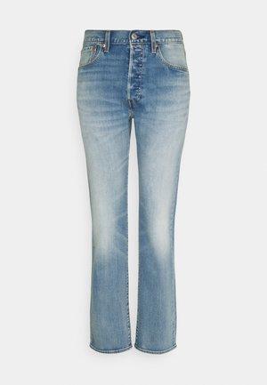 501® LEVI'S ORIGINAL UNISEX - Straight leg jeans - med indigo worn in