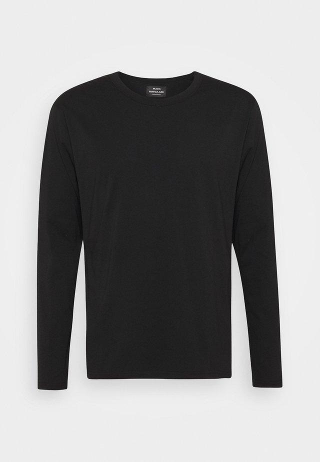 THOR - T-shirt à manches longues - black