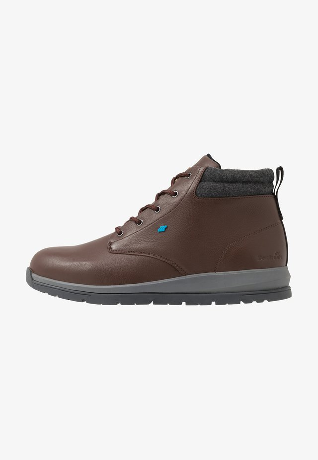 BROWNDALE - Lace-up ankle boots - chestnut