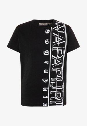 SERI - Print T-shirt - black