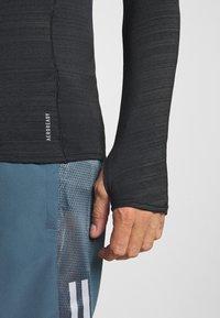 adidas Performance - RUNNER - Camiseta de deporte - black - 3
