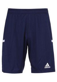 adidas Performance - TEAM 19 TRAININGSSHORT HERREN - Sports shorts - navy blue / white - 0