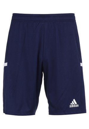 TEAM 19 TRAININGSSHORT HERREN - Sports shorts - navy blue / white