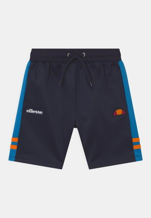 ALZATECA  - Tracksuit bottoms - navy