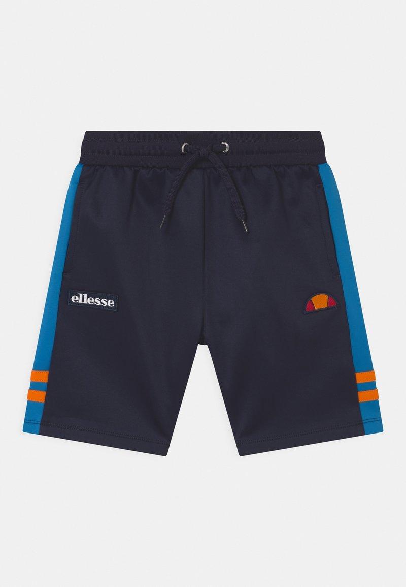 Ellesse - ALZATECA  - Tracksuit bottoms - navy