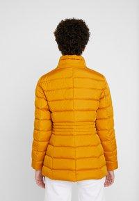 Esprit - JACKET - Vinterjakke - amber yellow - 4