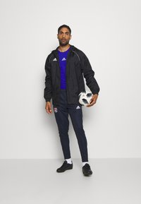 adidas Performance - OLYMPIQUE LYON AEROREADY FOOTBALL PANTS - Klubtrøjer - legend ink - 1