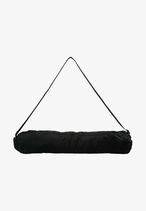 YOGA MAT BAG - Olkalaukku - black