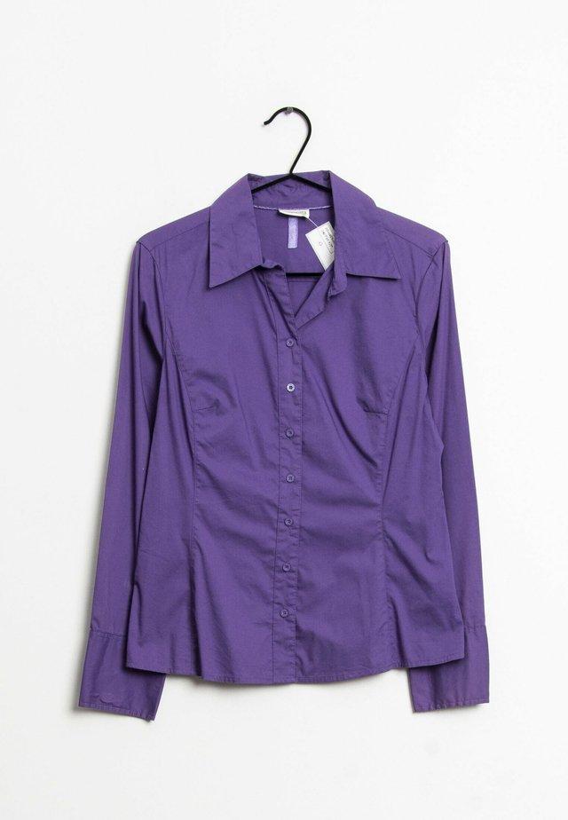 Overhemdblouse - purple